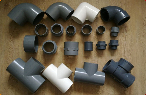Industrial PVC Pipe Fitting