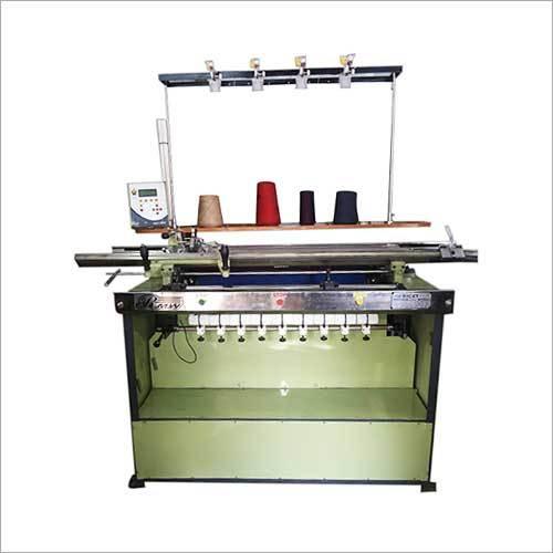 Flat Knitting Arm Machine