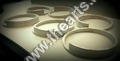 Densified laminated Wood End Strip Ring