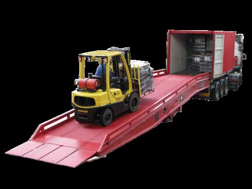 Heavy Duty Platform Trucks