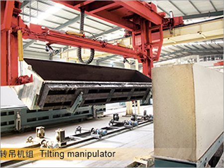 Tilting Manipulator