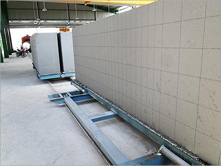 Areated Concrete Brick (Light Brick)