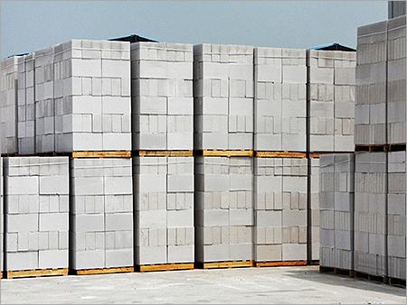 Aerated Concrete Blocks