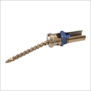 Double Lock Reduction Screw Neurosurgery Implants
