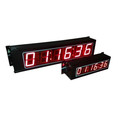 GPS Digital Clock - 1 Inch & 2 Inch