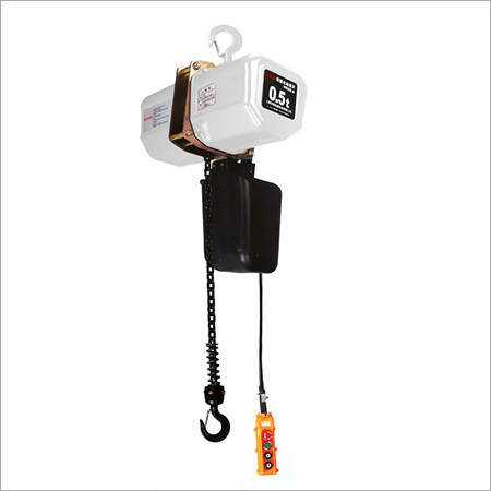 Running Type Chain Hoist
