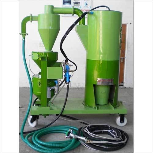 Closed Circuit Vacuum Blasting Machines