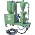 Vacuum Blaster Equipment with Electrical Recovery