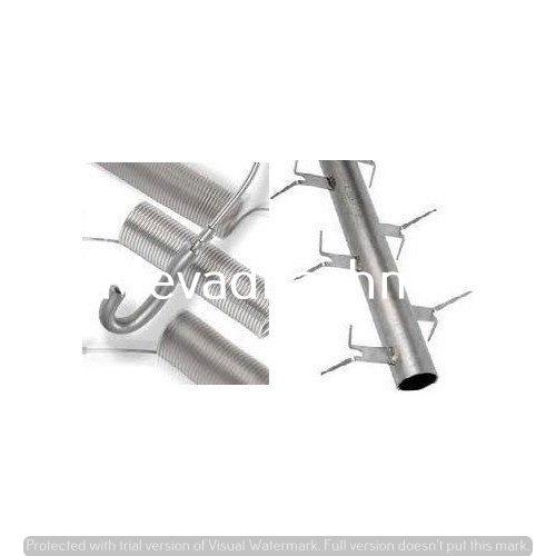 Electrostatic Precipitator Emitting Electrode