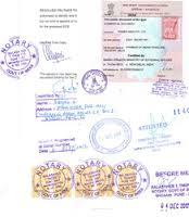 Apostille Services in Kolkata