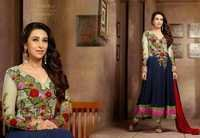 Heavy Embriodered Anarkali