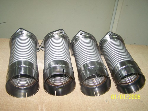 SS Exhaust Hoses