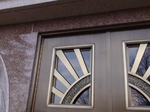 Side Panel Bronze