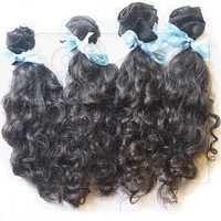Enrolado Cabelo temple Curly hair