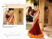 Nakkashi  Designer Exclusive Sarees