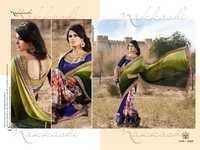 Designer Embroidered Sarees
