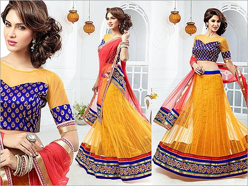 Fashionable Lehnga Choli