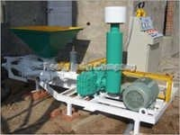 Pneumatic Cement Feeding System