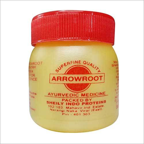 Arrowroot Medicine