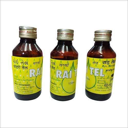 Ayurvedic Rai Oil