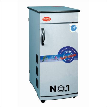 Vacuum Clean Aata Machine