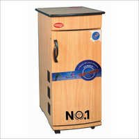 Delux Wooden Cabinet Flour Mill