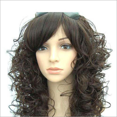 Curly Synthetic Hair Wig