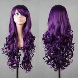 Synthetic Color Hair Wig