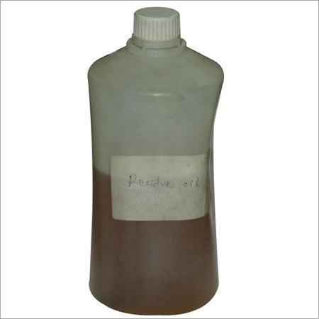 Residue Oil