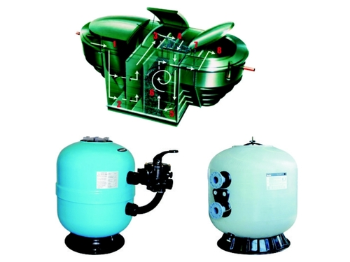 Swimming Pool Water Purification