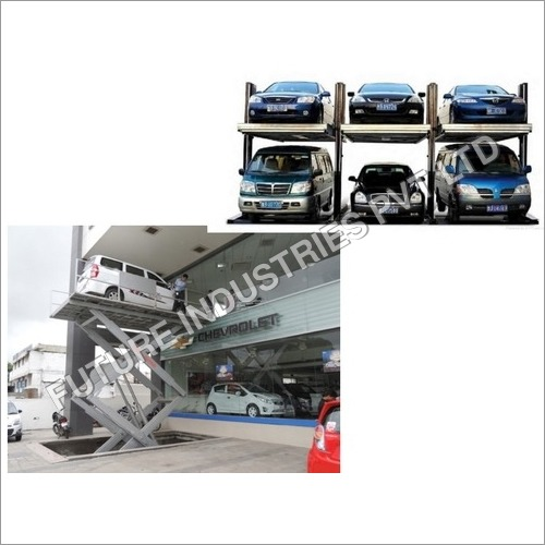 Car Storage Lifts
