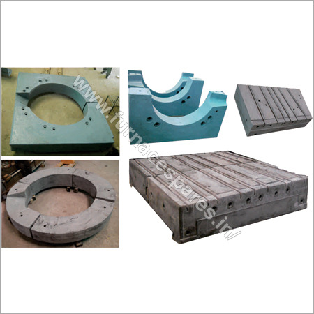 Refractory Castable Top Block