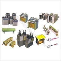 Induction Wire wound Resistors