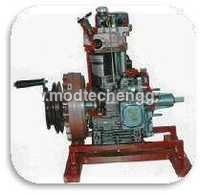 Diesel Engine Cut Section Model