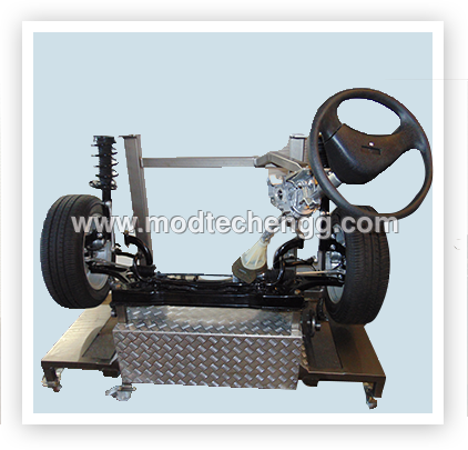 TRAINING PLATFORM FOR HYDRAULIC POWER STEERING