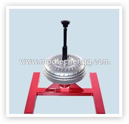 CUT SECTION MODEL OF SINGLE PLATE COIL SPRING CLUTCH