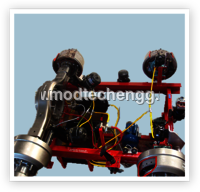 MODEL OF AIR BRAKE SYSTEM WORKING