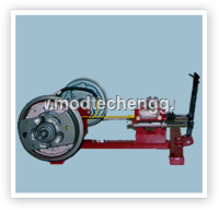 CUT SECTION MODEL OF HYDRAULIC BRAKE