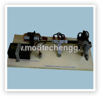 DEMONSTRATION BOARD OF IGNITION SYSTEM OF AUTOMATI