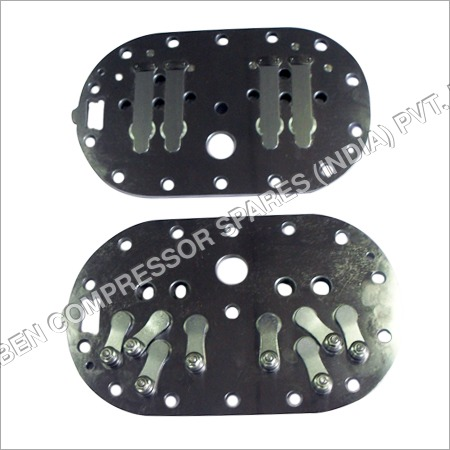 Air Compressior Valve Plate Assembly