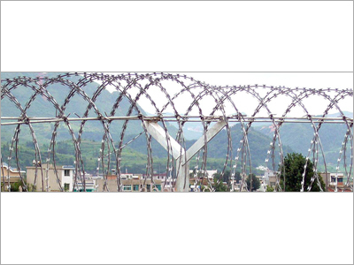 Isi Approved Barbed Wire Fencing