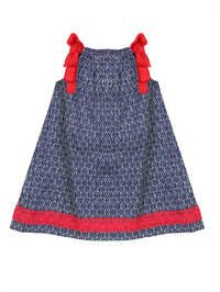 Navy Blue Baby Dresses