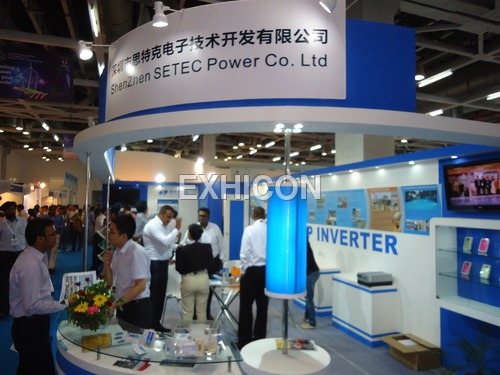 Exhibition Stall Designing Solution
