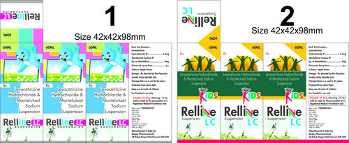 RELLINE LC Tablets