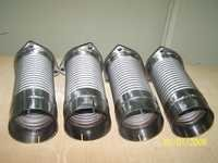 Stainless Steel Exhaust Hoses