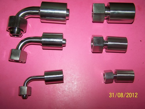 low pressure hose fittings