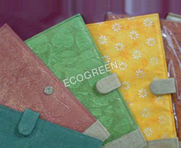 Jute Handmade Paper File