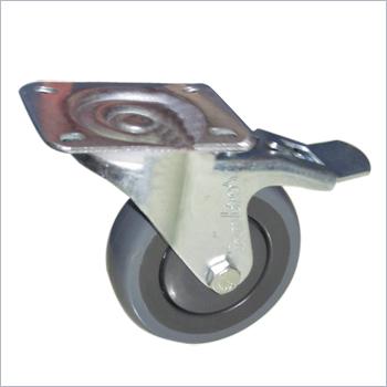 Rubber Castor Wheel
