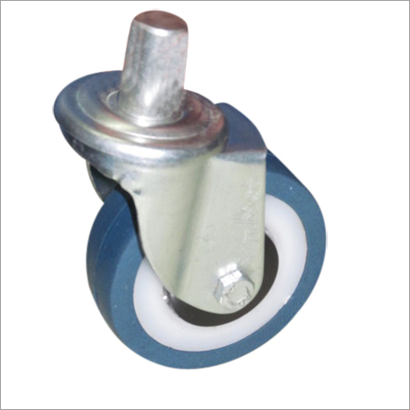 Silicone Rubber Caster Wheel