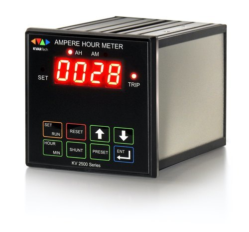 Ampere Hour Meter With Timer